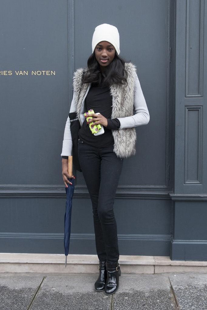 PFW Model Street Style Day Five