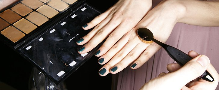 Dark Nail Polish Is the Trend You Need to Take Away From PFW