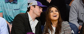 Do You Notice Mila and Ashton's Engagement Glow?