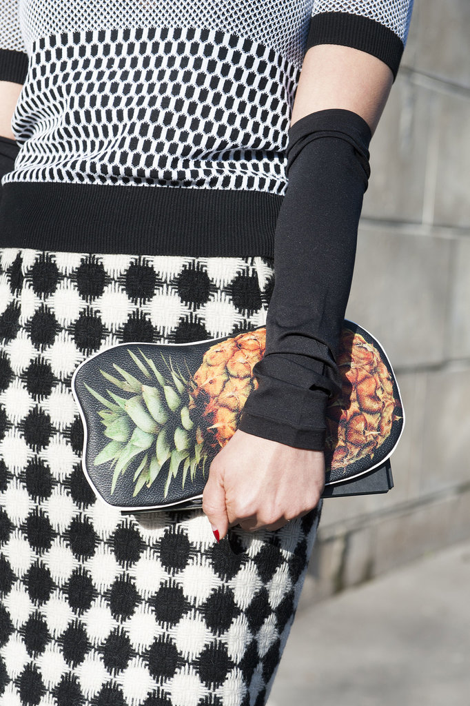 A clutch so cute we could eat it up.