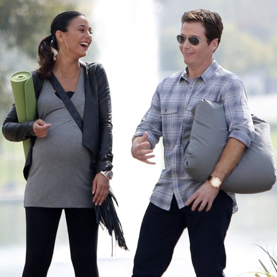Sloan Is Pregnant in the Entourage Movie | Photos