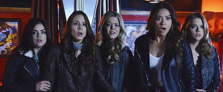 The Pretty Little Liars Finale Pictures Reveal a Major Spoiler