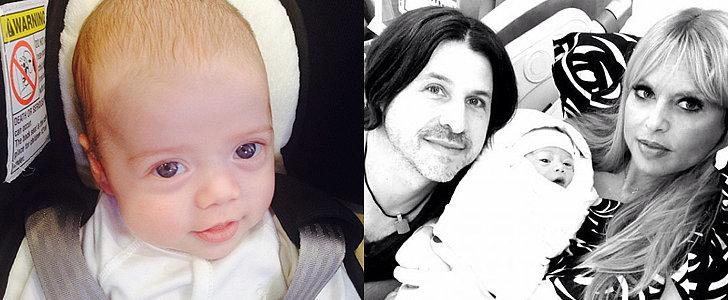 Rachel Zoe's Sweetest Snaps of Baby Kai