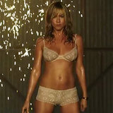 Jennifer Aniston's Shirtless Scene MTV Movie Awards