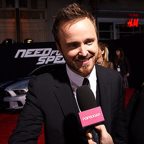 Aaron Paul Interview About Jesse Pinkman on Better Call Saul
