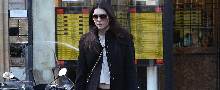 Shop Kendall Jenner's Exact Cobalt Boots!