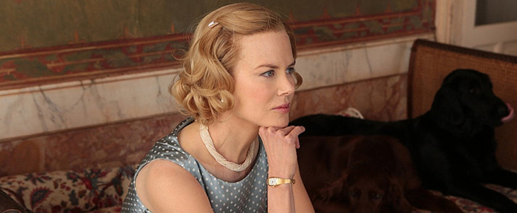 Nicole Kidman's Vintage Beauty Is Stunning in Grace of Monaco