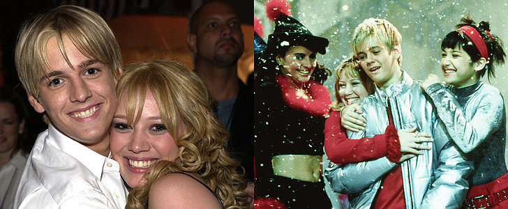 2003 Called, and Aaron Carter Wants Hilary Duff Back