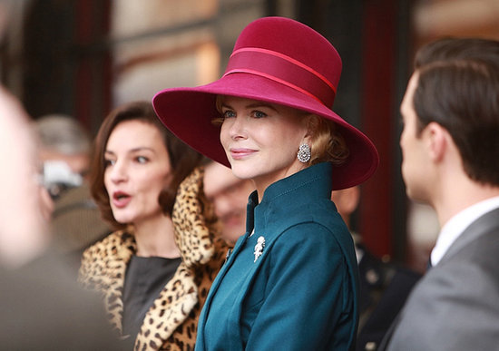 Nicole Kidman Is Retro and Ravishing in These Grace of Monaco Pictures