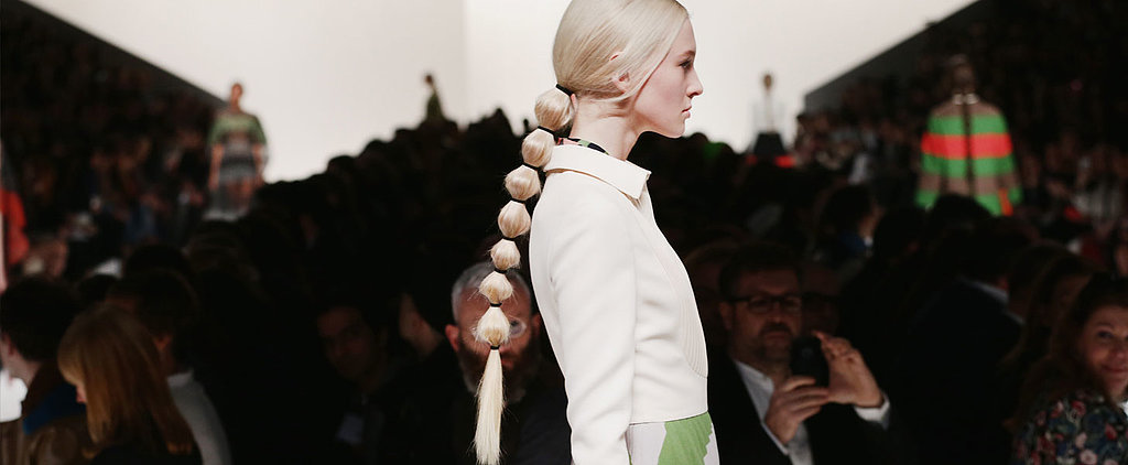 See the Masters at Work at Valentino