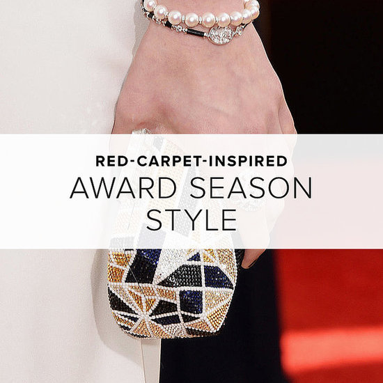 Award Season Style   Shopping