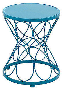 "15"" Plant Stand, Blue"