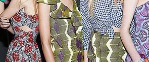 Updated: Zara Spring 2014 Look Book