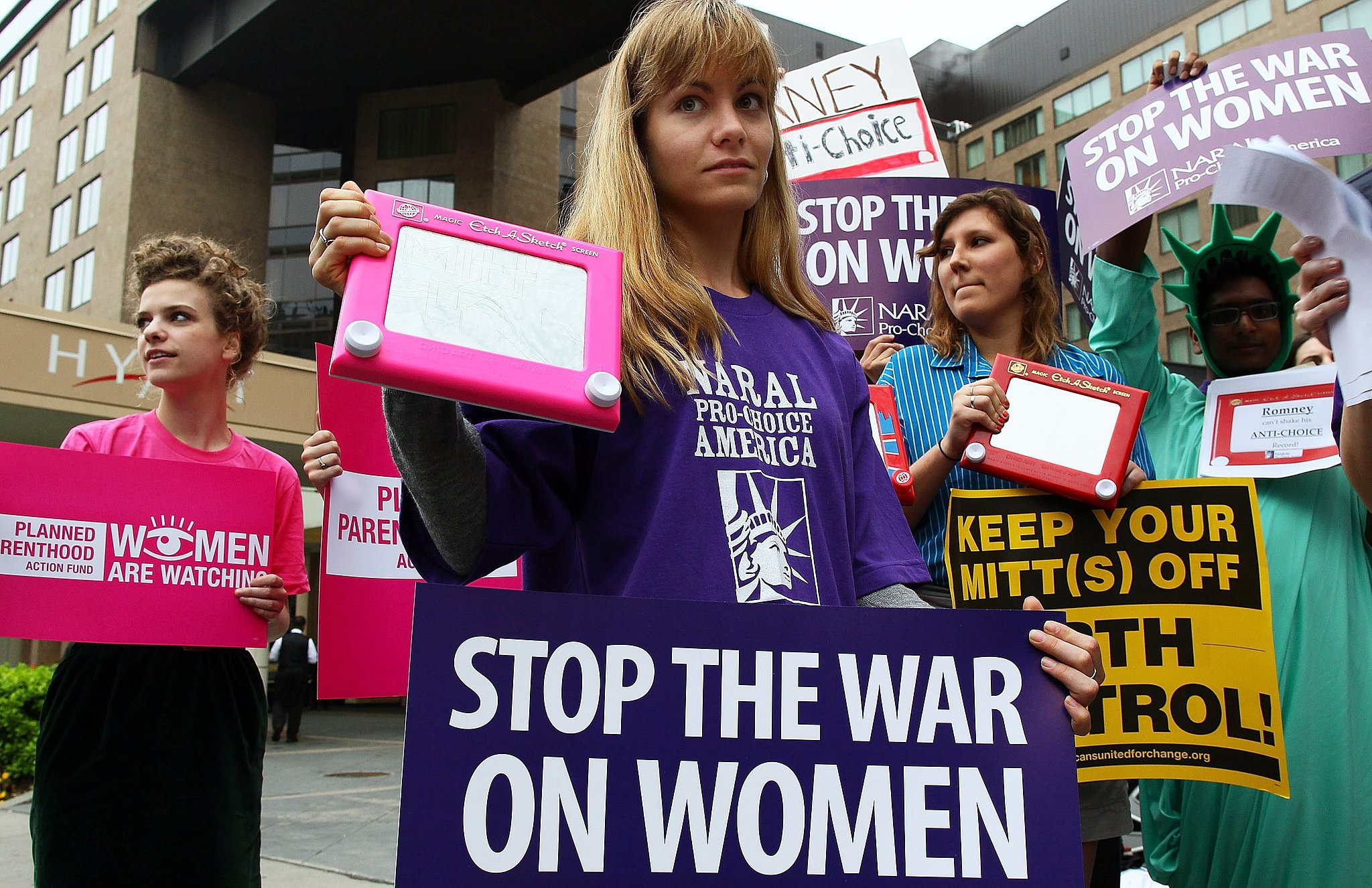 Women's Health Care in US, 2012