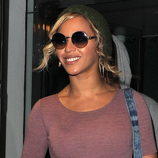 Beyonce and Jay Z Leaving Cecconi's in London | Pictures