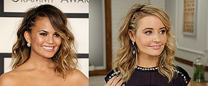 The Trick to Attaining Sexy, Rocker-Chic Waves