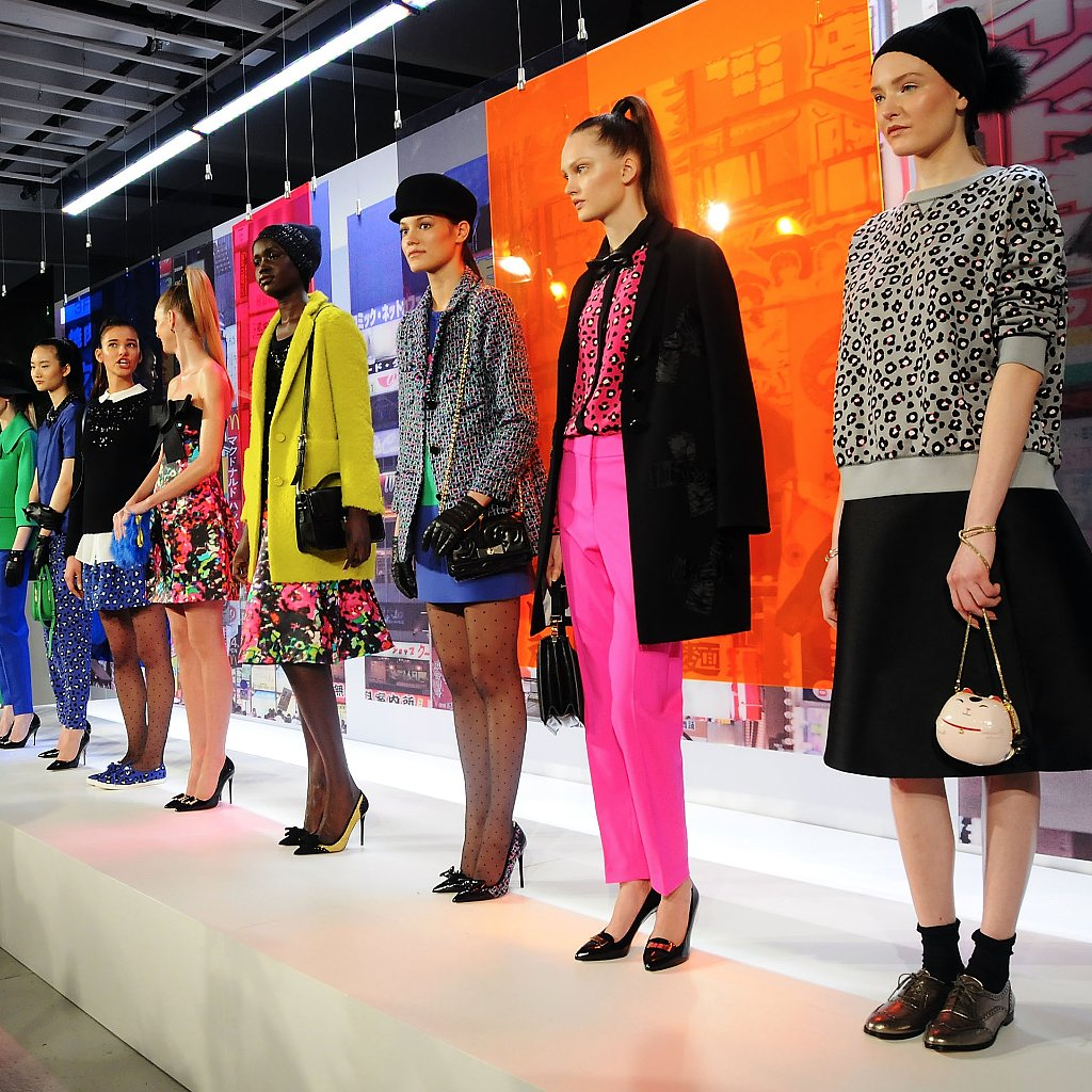 Kate Spade Wants to Compete With Ralph Lauren