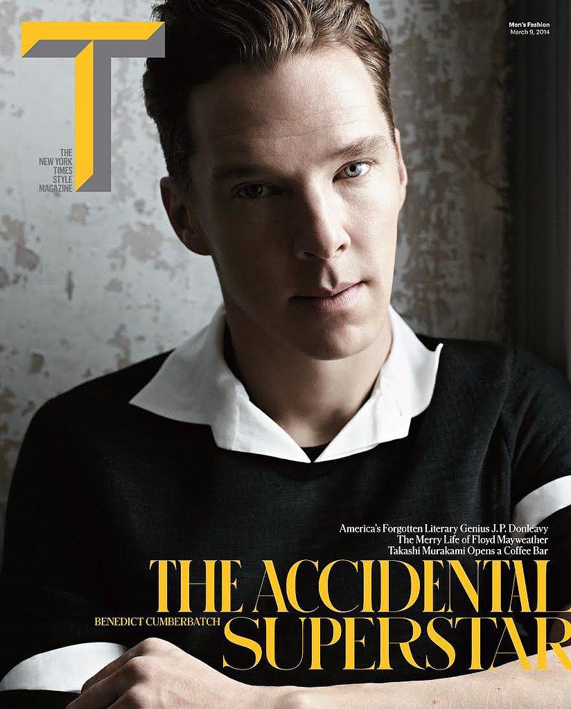 T Magazine Men's Fashion Issue