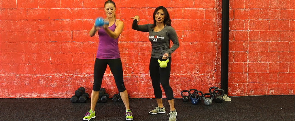 It's Time to Try Some Calorie-Crushing Kettlebell Moves