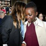 Lupita Nyong'o und Jared Leto gemeinsame Selfies