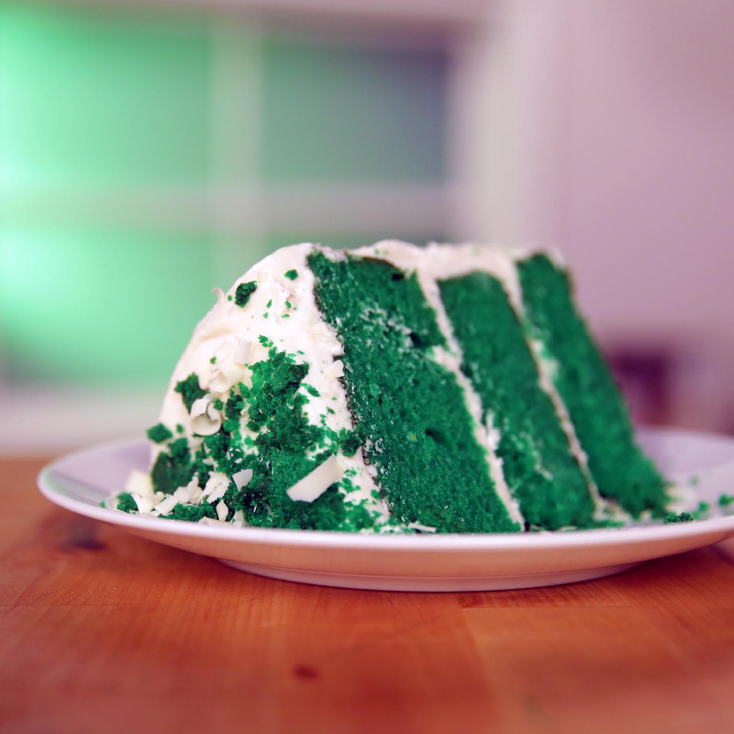 Green Velvet Baby Cakes Recipes — Dishmaps