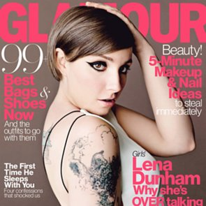 Lena Dunham Interview in Glamour Magazine | April 2014