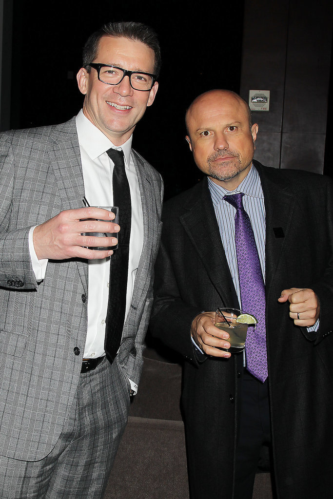 Rob and Enrico Shared a Drink