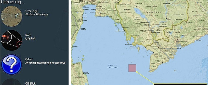 How You Can Help Locate the Missing Malaysia Airlines Flight