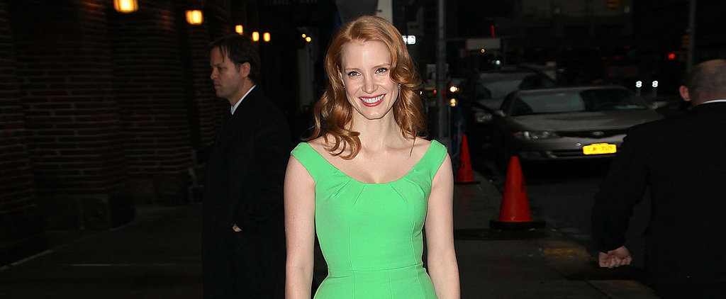 St. Patrick's Day Isn't the Only Reason to Wear a Little Green Dress