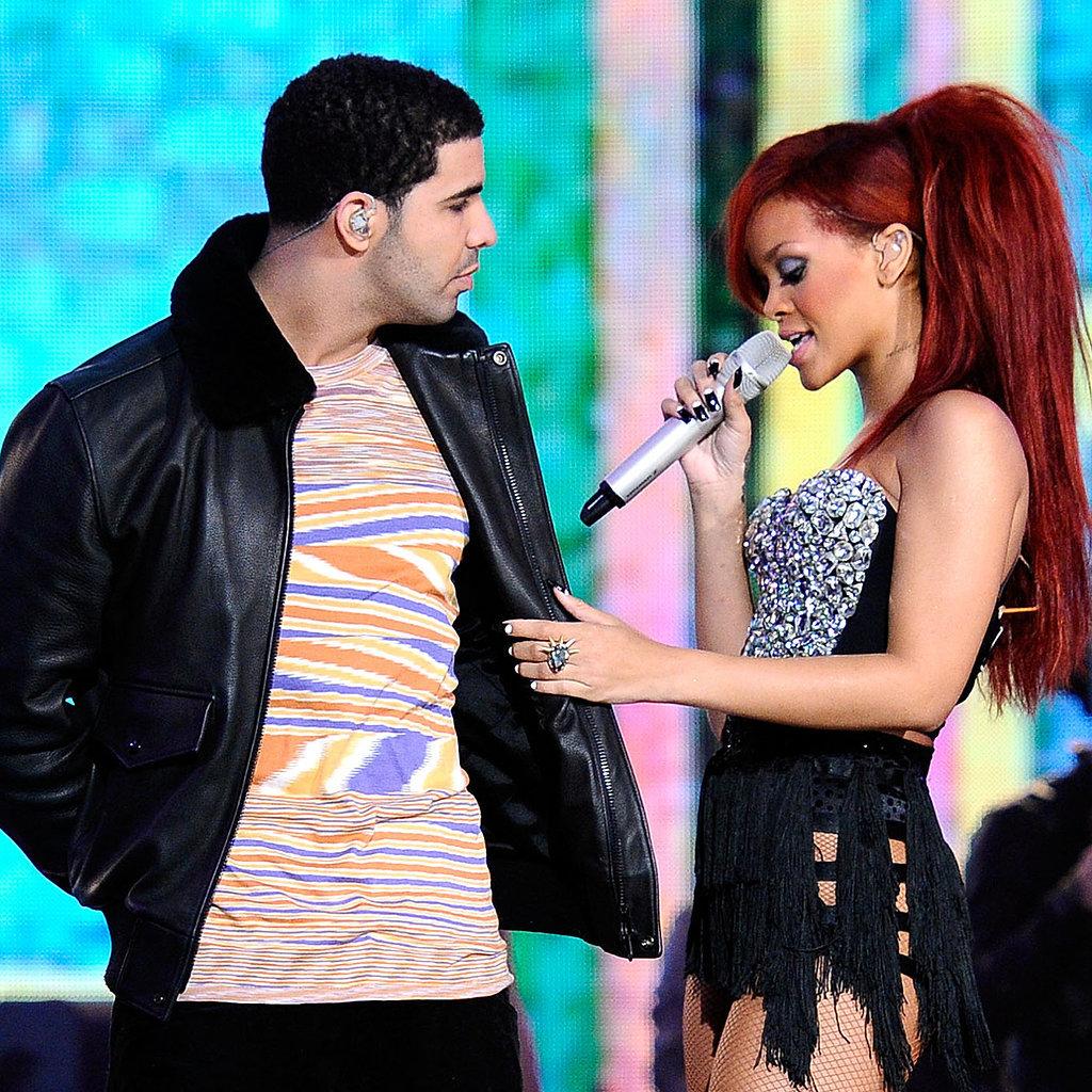 Drake and rihanna dating pics