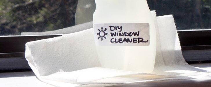 Make Your Own: Natural Homemade Window Cleaner