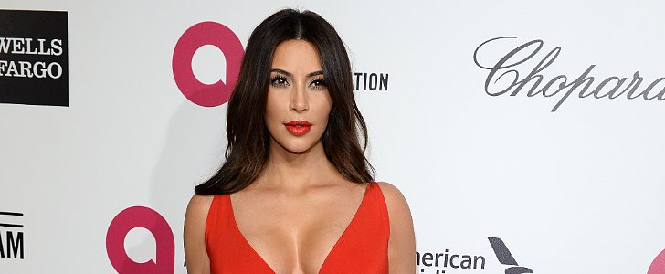 Kim Kardashian's Gym Makeup — Hot or Not?