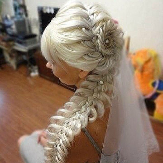 Wedding Hairstyles With Plaits: Braid Inspiration For Every Plait