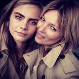 Cara Delevingne and Kate Moss For Burberry | Video