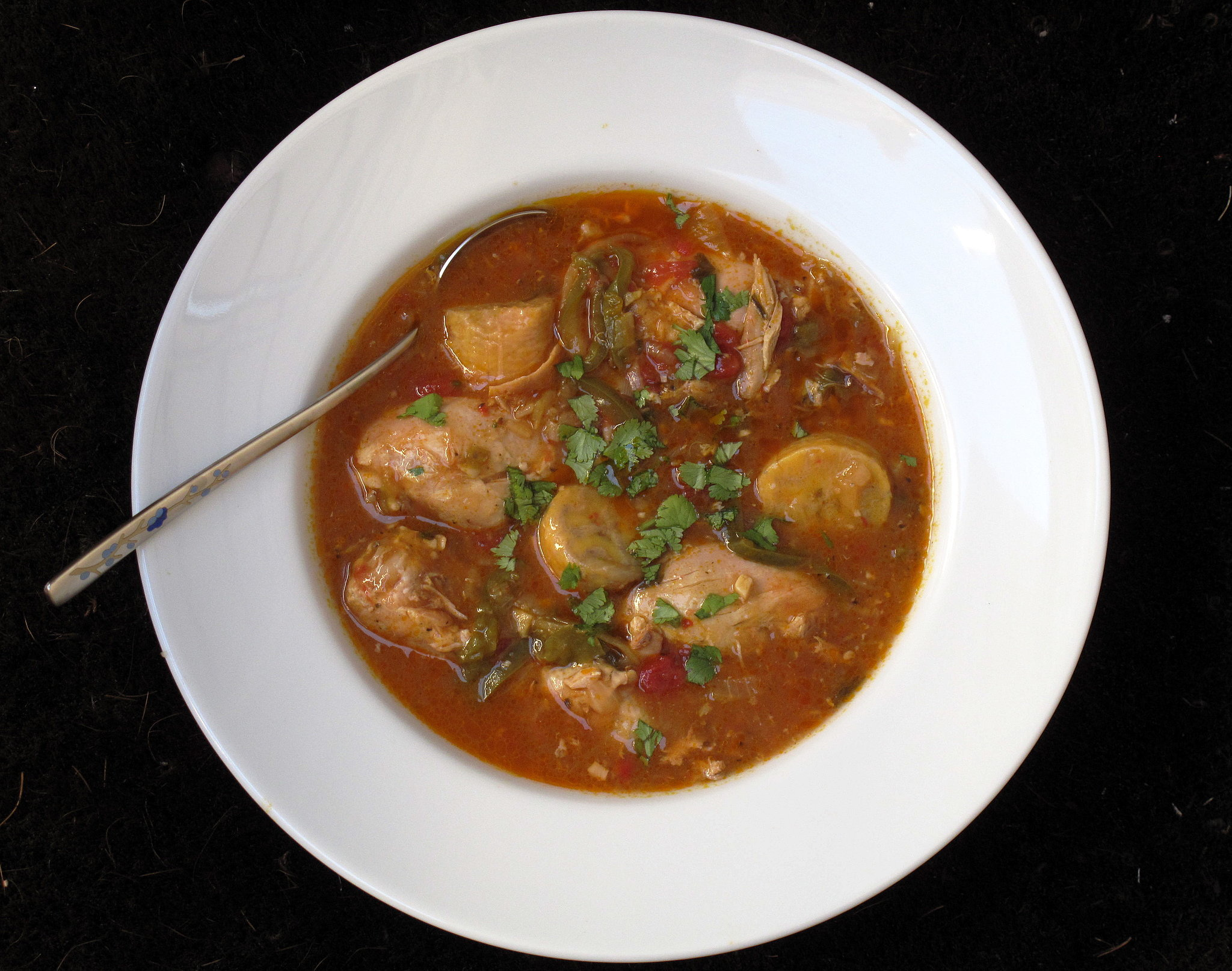Brazilian Chicken Stew