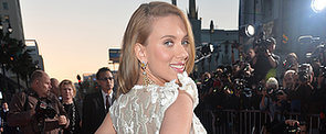 Scarlett Johansson — and Her Pregnancy Glow! — Shut Down Hollywood