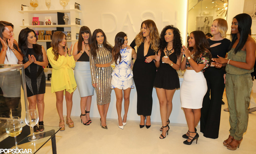 Kardashian Sisters To Operate Mega-DASH Out Of SoHo | Radar Online