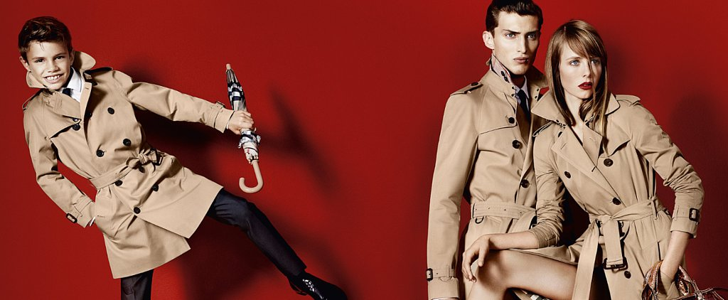 Move Over, Romeo: See Burberry's Newest Campaign Star!