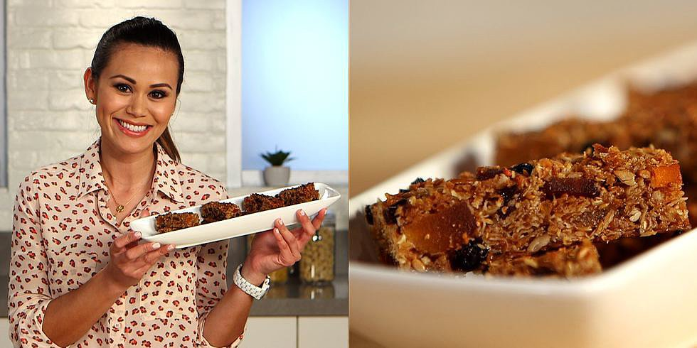 An All-Natural, FLOTUS-Approved Granola Bar