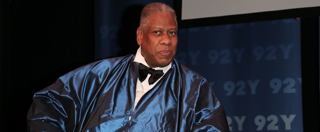 André Leon Talley Has Left Numéro Russia