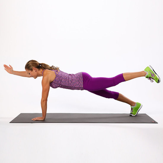 Variations of Plank to Strengthen Abs and Upper Body