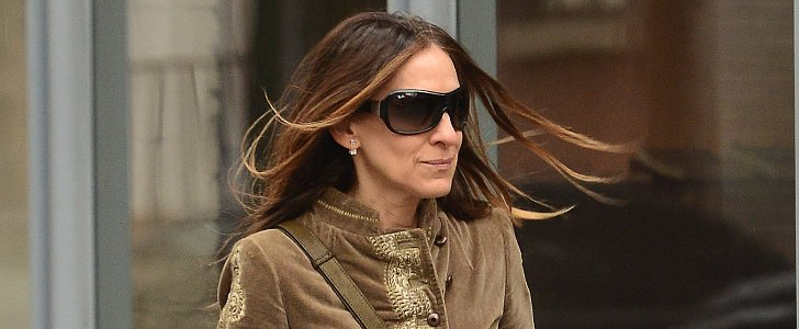 We Want Double-Sided Earrings Like Sarah Jessica Parker's