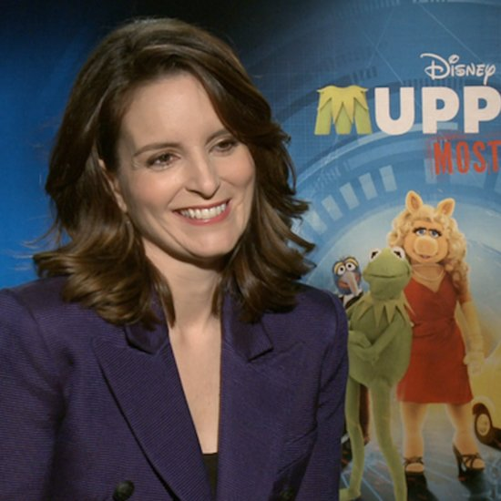 Muppets Most Wanted Celebrity Doppelmuppets | Video
