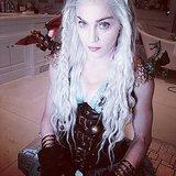 Madonna verkleidet als Daenerys Targaryen Game of Thrones