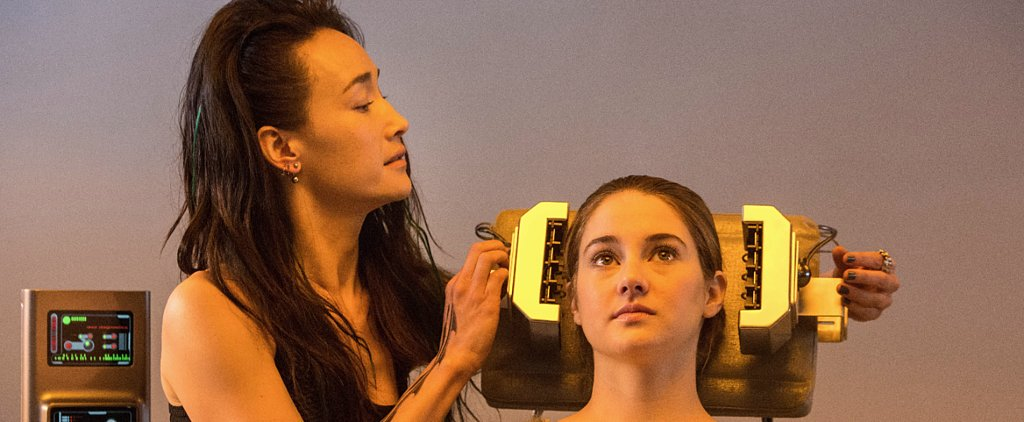 Shailene Woodley's in Danger in This Exclusive Clip From Divergent