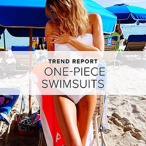 Cute One-Piece Swimsuits | Shopping