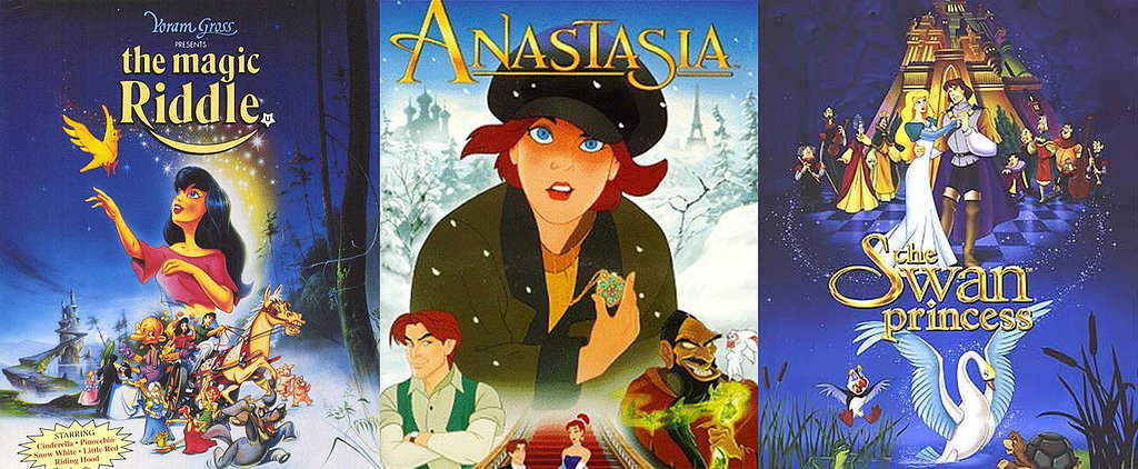The Greatest Non-Disney Animations We Watched Growing Up
