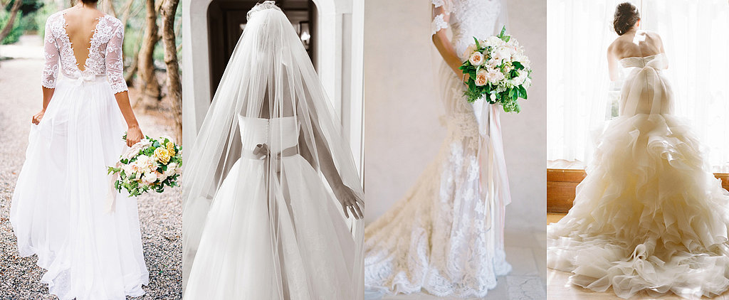 dress wedding regret