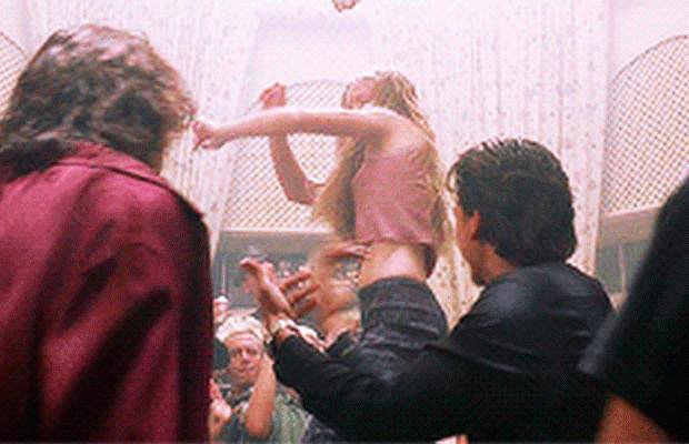 There would be crazy-cool house parties where you'd show off your best moves.
