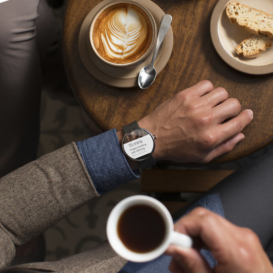 Google's New Smartwatch Is Going to Be Gorgeous